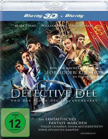 Blu-ray »Detective Dee und der Fluch des Seeungeheuers...«