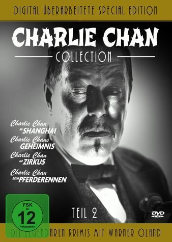 DVD »Charlie Chan Collection - Teil 2 (4 Discs)«