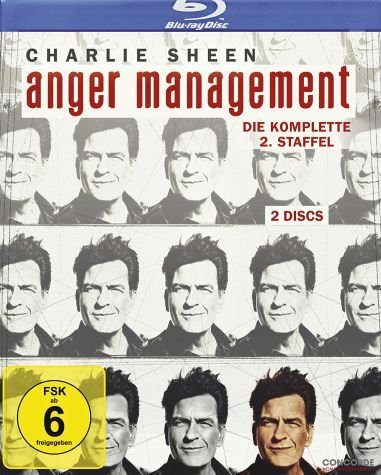 Blu-ray »Anger Management - Die komplette 2. Staffel (2...«