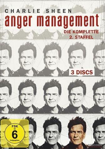 DVD »Anger Management - Die komplette 2. Staffel (3...«