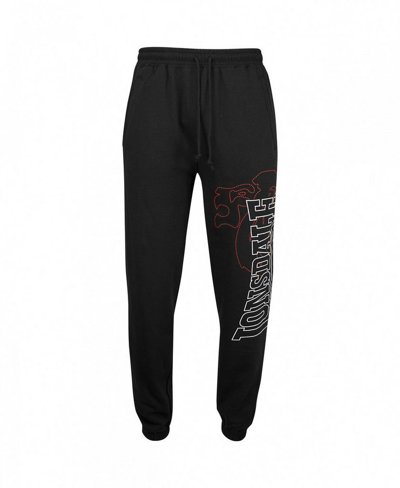 Lonsdale Jogginghose »DARTFORD« in Black