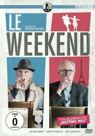 DVD »Le Weekend«