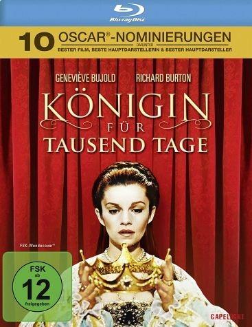 Blu-ray »Königin für tausend Tage«
