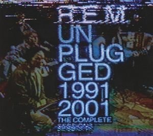 Audio CD »REM: Unplugged 1991/2001:The Complete Sessions«