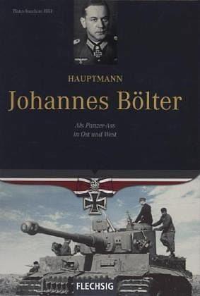 Gebundenes Buch »Hauptmann Johannes Bölter«