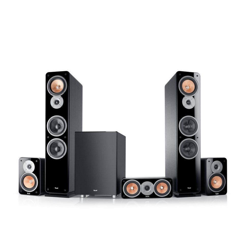 teufel heimkino lautsprecher ultima 40 surround 5 1 set. Black Bedroom Furniture Sets. Home Design Ideas