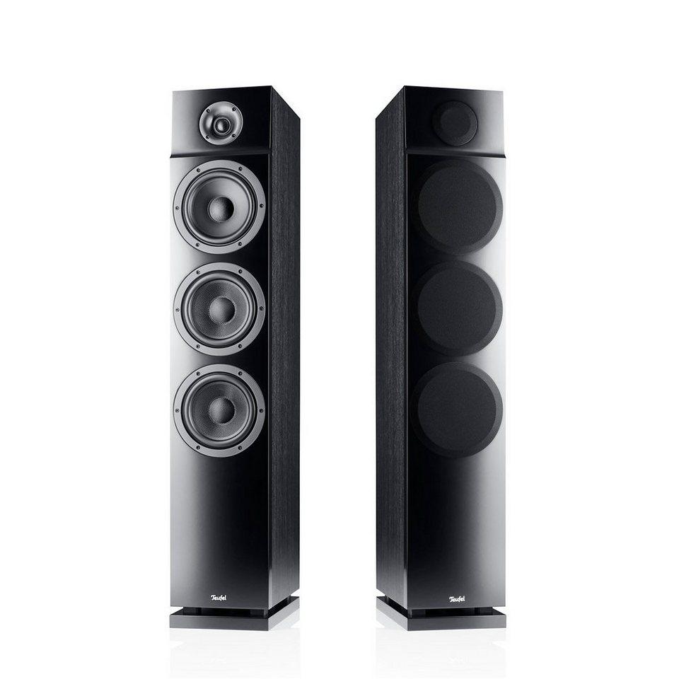 Teufel Stereo Lautsprecher »T 500 Mk2« in Schwarz