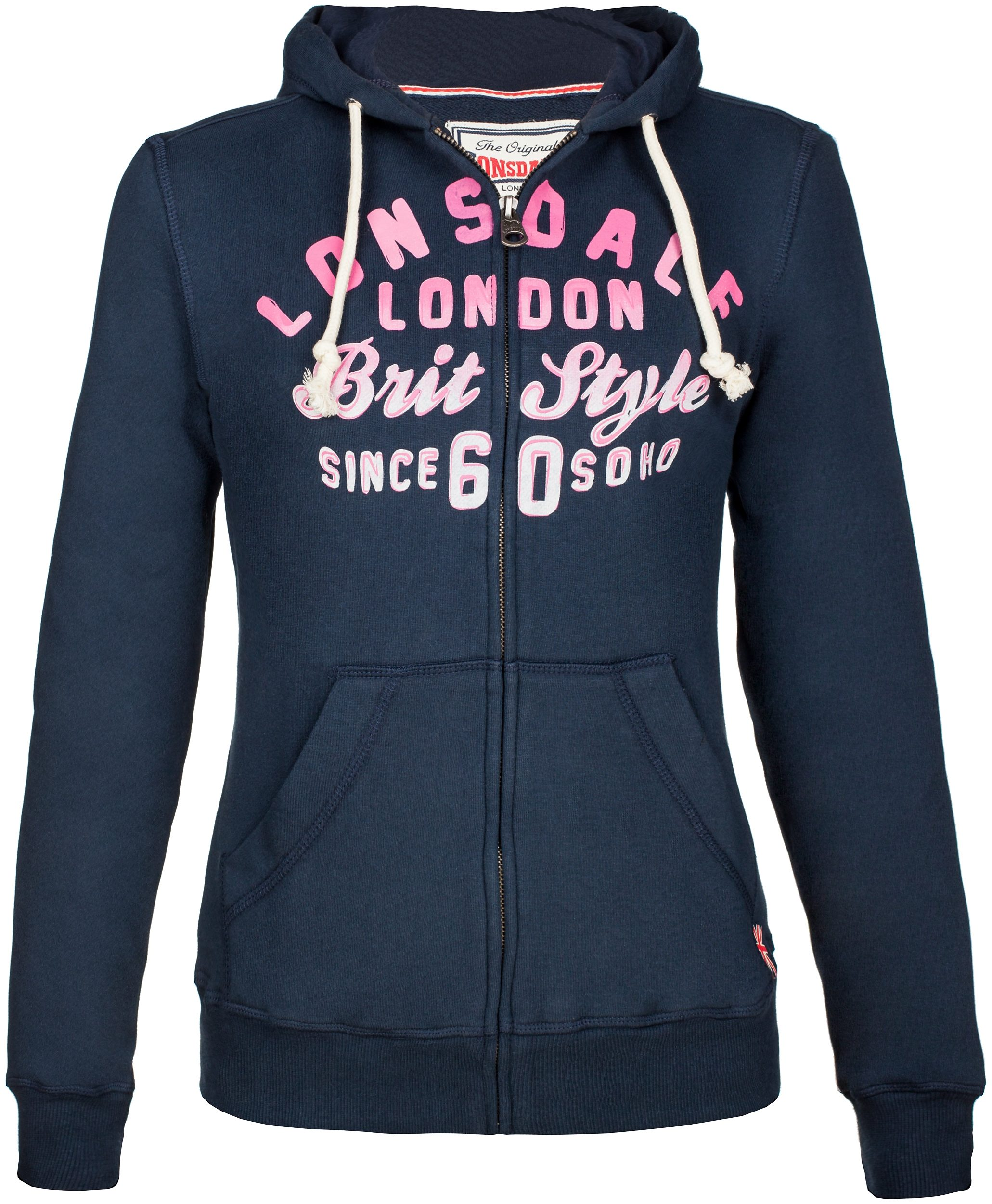 Lonsdale Sweatjacke »GREAT YARMOUTH«