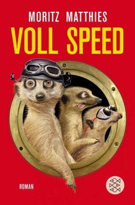 Broschiertes Buch »Voll Speed / Erdmännchen Ray & Rufus Bd.2«
