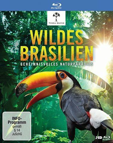 Blu-ray »Wildes Brasilien (2 Discs)«