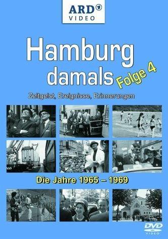 DVD »Hamburg damals - Folge 4: Die Jahre 1965 - 1969«