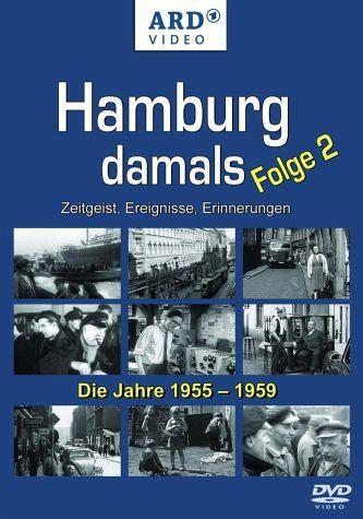 DVD »Hamburg damals - Folge 2: Die Jahre 1955 -1959«