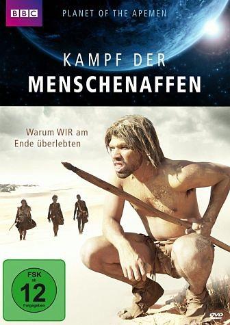 DVD »Planet of the Apemen: Kampf der Menschenaffen«
