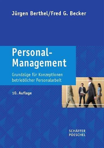 Gebundenes Buch »Personal-Management«