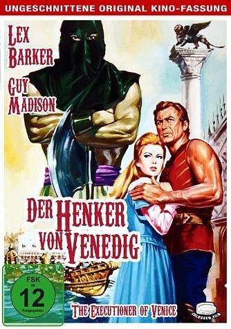 DVD »Der Henker von Venedig (Ungeschnittene...«