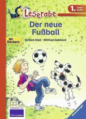 Gebundenes Buch »Der neue Fußball / Leserabe«