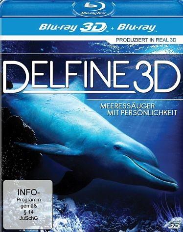 Blu-ray »Delfine 3D (Blu-ray 3D)«