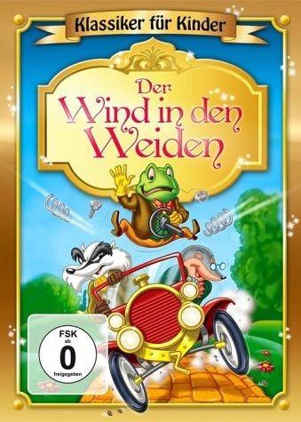 DVD »Klassiker für Kinder: Der Wind in den Weiden«