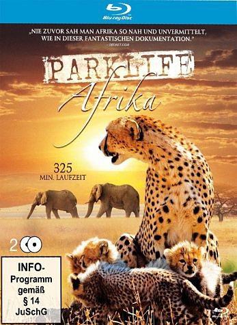 Blu-ray »Parklife Afrika (2 Discs)«