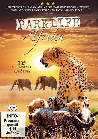 DVD »Parklife Afrika (2 Discs)«