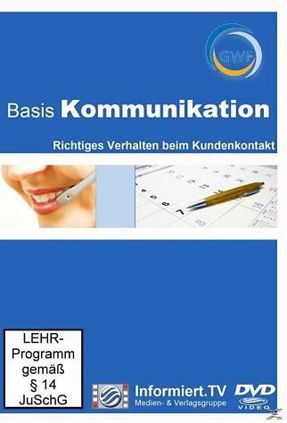 DVD »Basis Kommunikation - Richtiges Verhalten beim...«