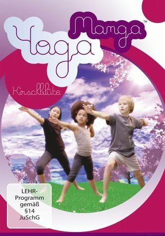 DVD »Manga Yoga - Kirschblüte«