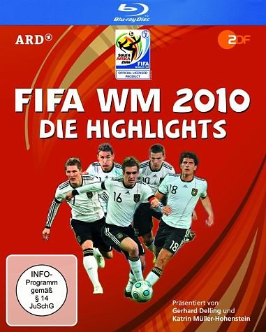 Blu-ray »FIFA WM 2010 - Die Highlights«