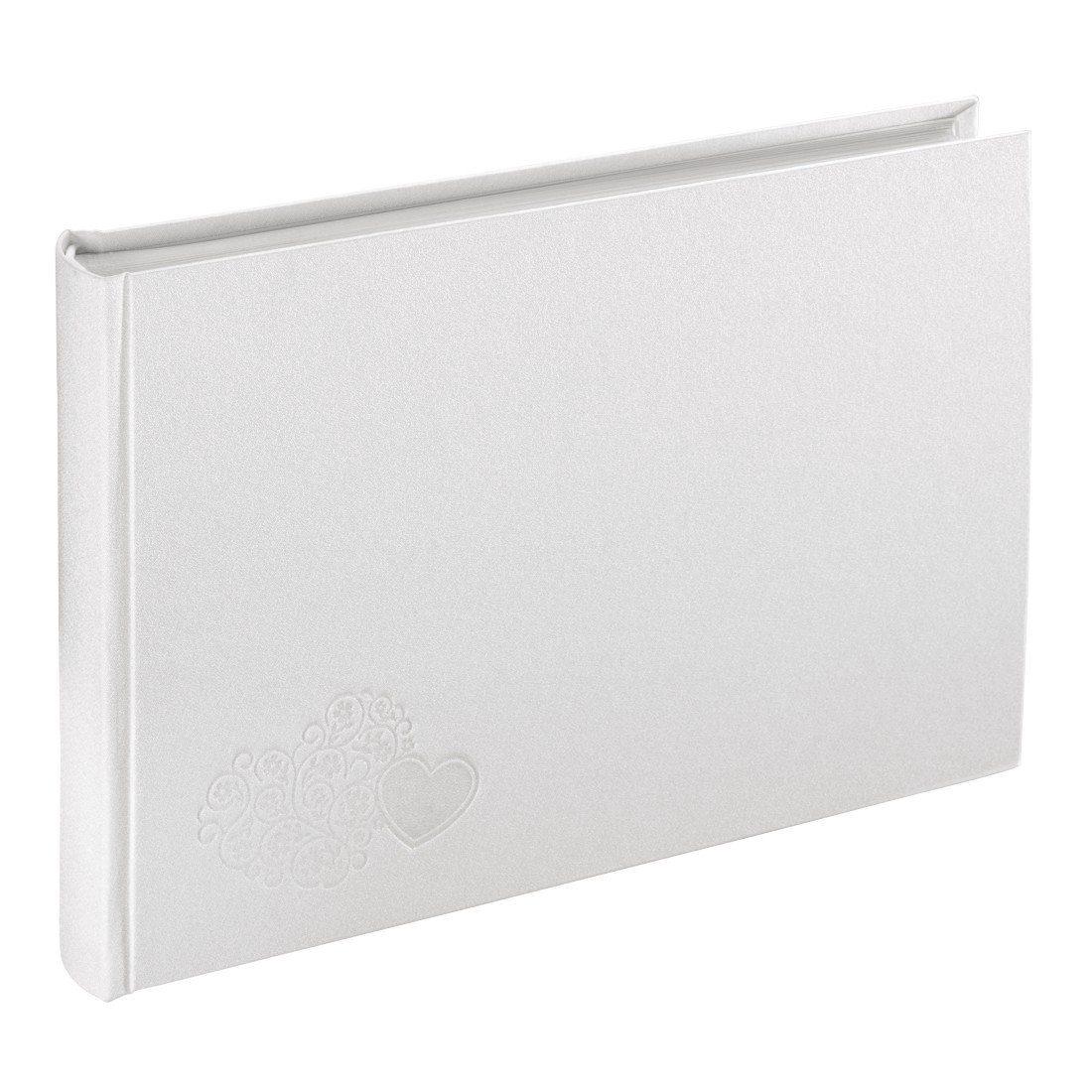 Hama Foto- und Gäste-Album Venezia, 30x20 cm, 60 weiße Seiten