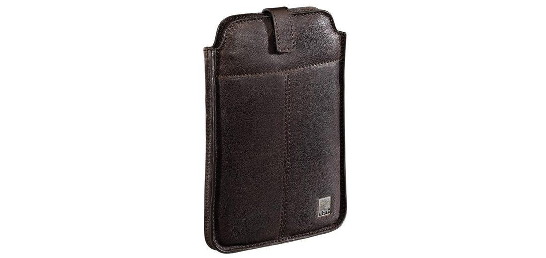 aha: Sleeve Vintage Small für Mini-Tablets, bis 17,8 cm (7), Leder