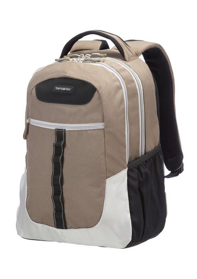 Rucksack, »Wanderpacks™«, Samsonite in grau