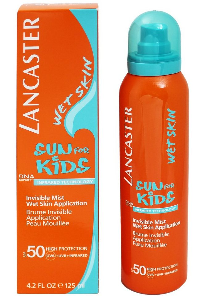 Lancaster, »Sun for Kids - Invisible Mist Wet Skin Application«, Sonnenspray, 125 ml