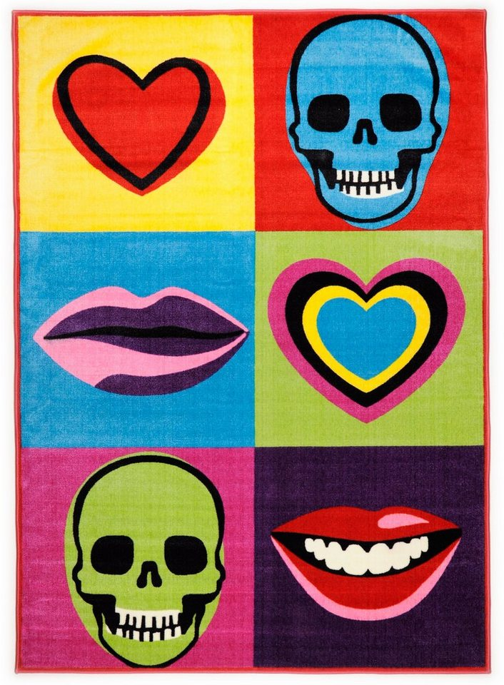 Teppich, Theko, »Sydney 801« in multicolour