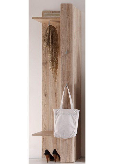 Garderobenpaneel malea online kaufen otto for Garderobenpaneel edelstahl