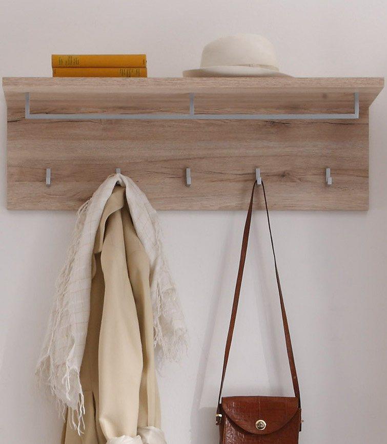 wandpaneel malea mit 1 kleiderstange kaufen otto. Black Bedroom Furniture Sets. Home Design Ideas