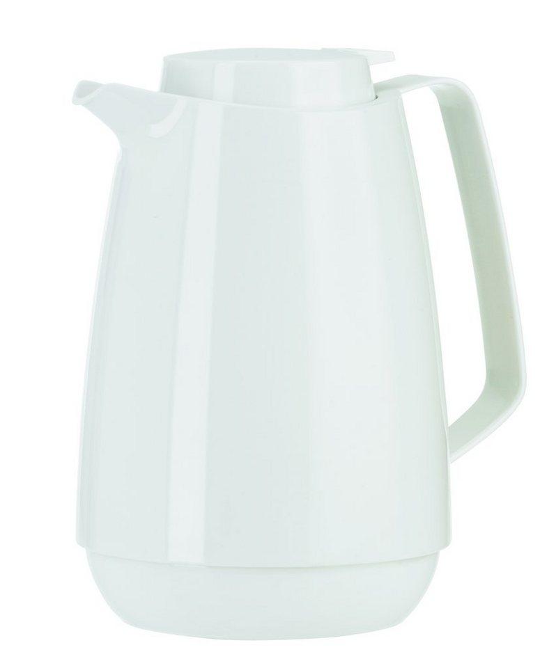 emsa Isolierkanne Coffee »Momento« in Weiß