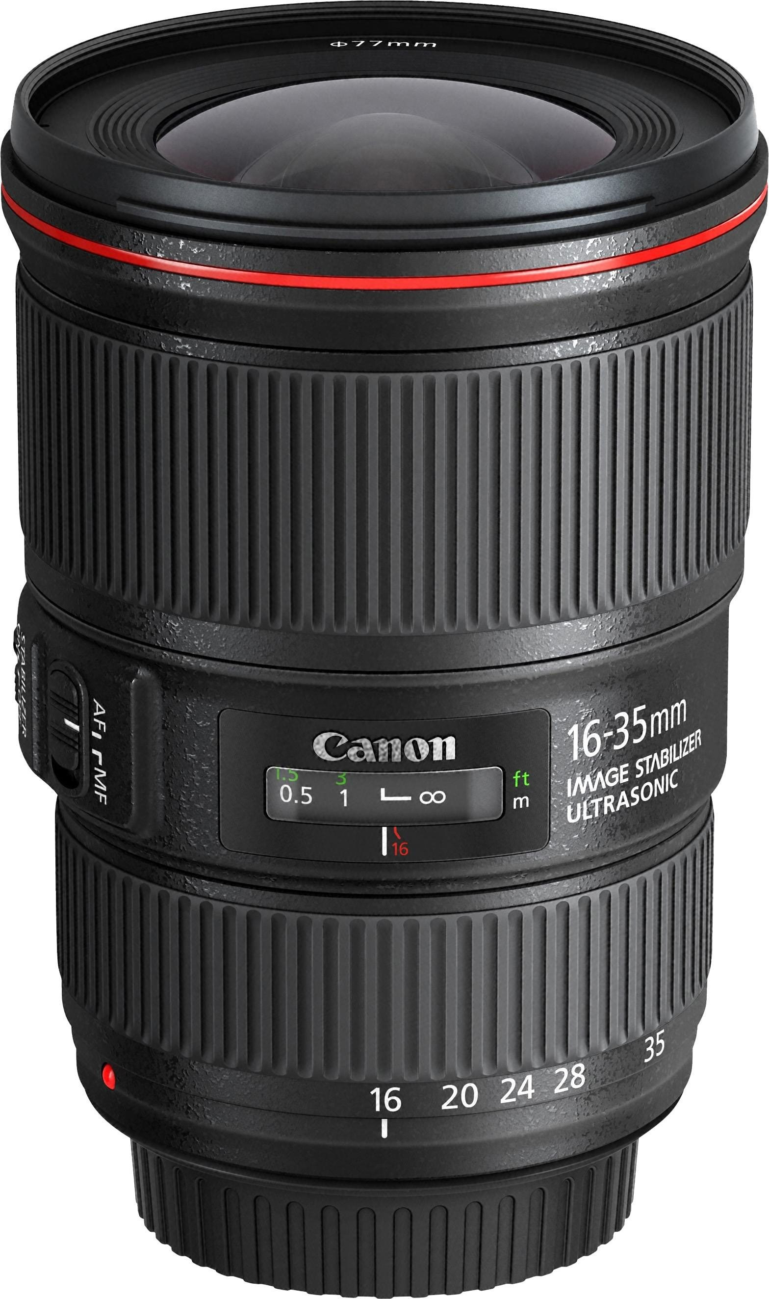 Canon EF 16-35mm 1:4L IS USM Ultraweitwinkel Objektiv