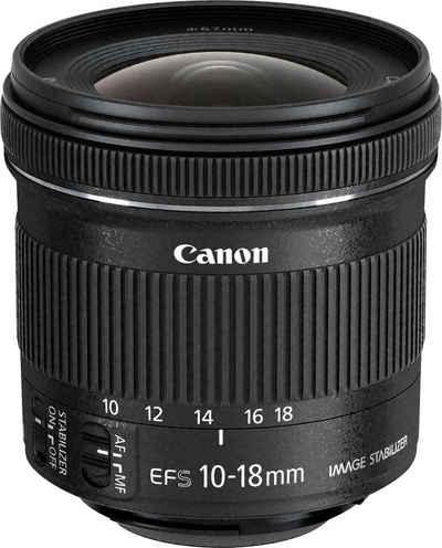 Canon »EF-S« Superweitwinkelobjektiv
