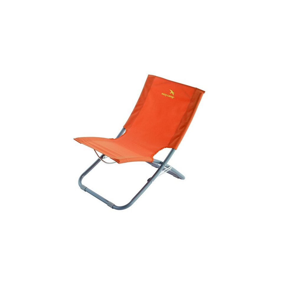 Easy Camp Camping-Stuhl »Wave Folding Chair« in orange