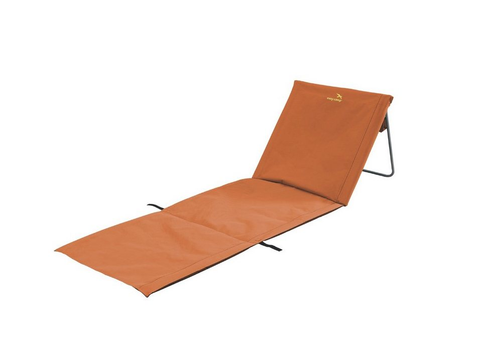 easy camp Bett & Liegen »Sun Lounger« in orange