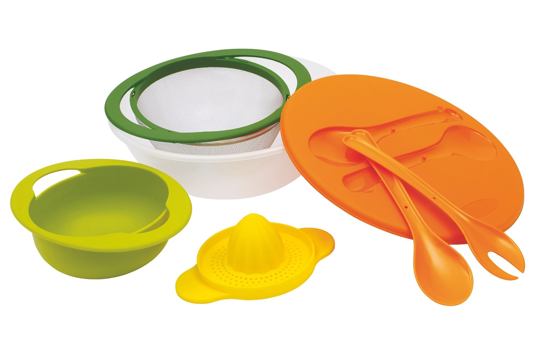 easy camp Camping-Geschirr »Multi Bowl Set«