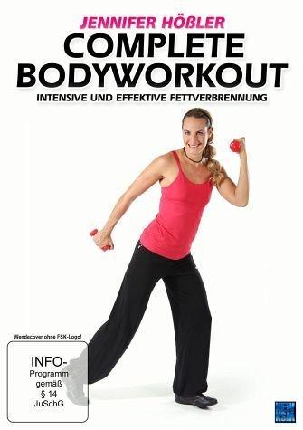 DVD »Jennifer Hößler - Complete Bodyworkout:...«