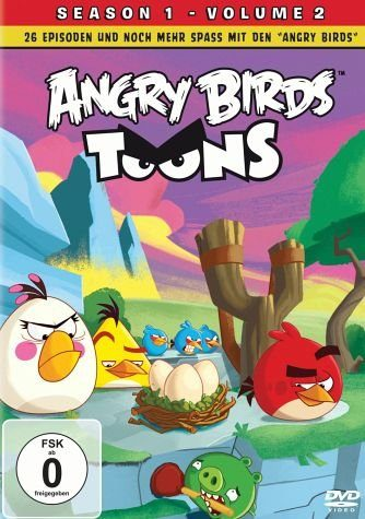 DVD »Angry Birds Toons - Season 1, Volume 2«