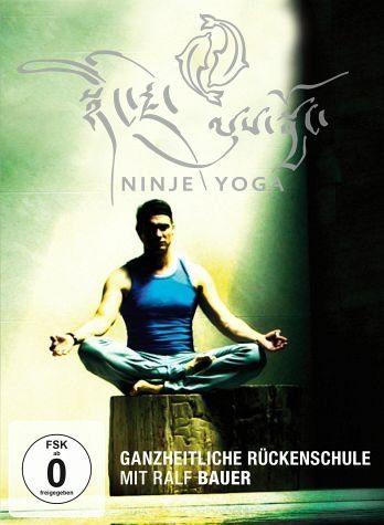 DVD »Ninje Yoga - Ganzheitliche Rückenschule mit...«
