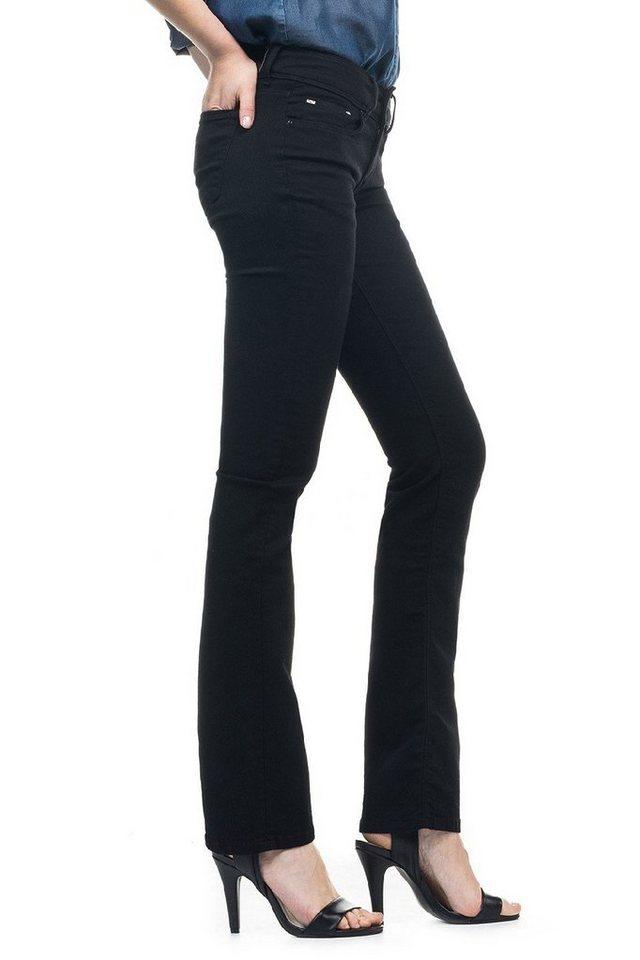 salsa jeans Jean »Curvy/ Bliss« in Black