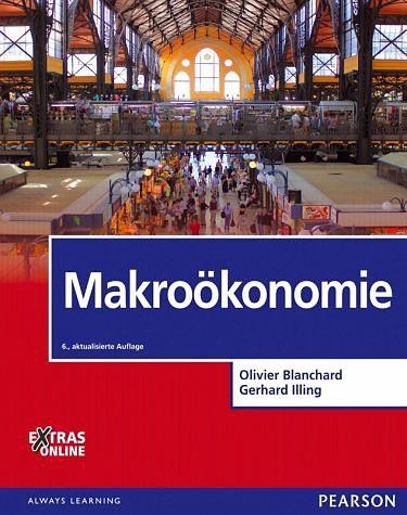 Gebundenes Buch »Makroökonomie«