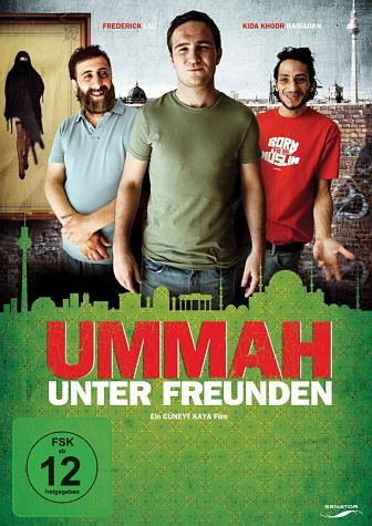 DVD »Ummah - Unter Freunden«