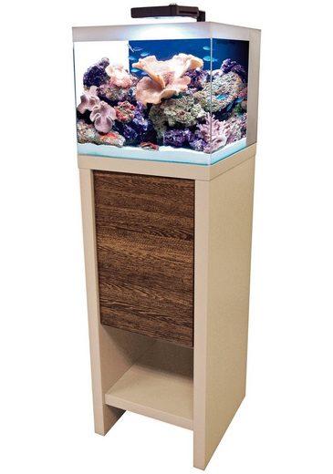 FLUVAL Aquarien-Set »Reef M40«, für Meerwasser, BxTxH: 42x40x135 cm