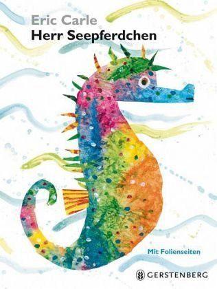 Gebundenes Buch »Herr Seepferdchen«