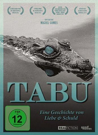 DVD »Tabu - Eine Geschichte von Liebe & Schuld (OmU)«