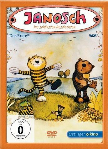 DVD »Janosch - Die schönsten Geschichten (nur für...«